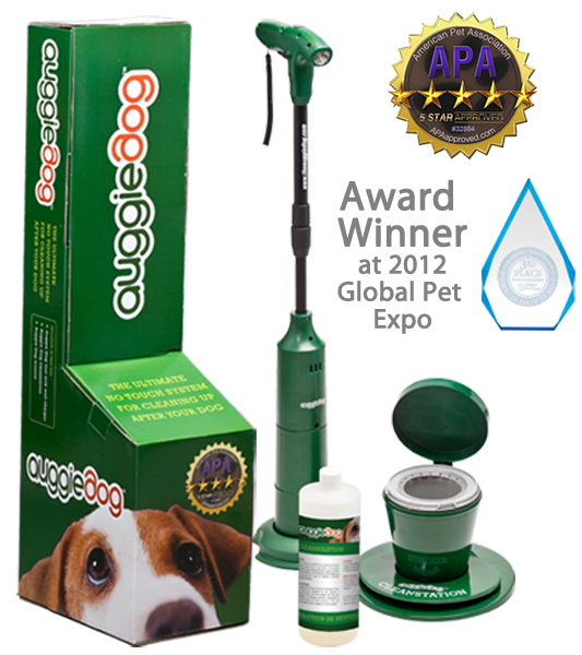 Award Winner at 2012 Global Pet Expo